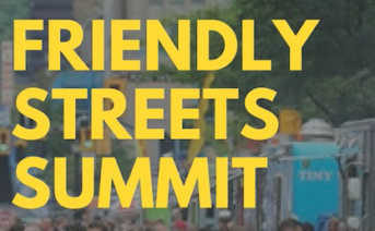 Event: Friendly Streets Summit on Dec. 6th