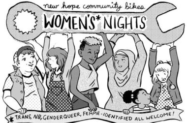 Event: December Womens* Night Workshop on Dec. 5th