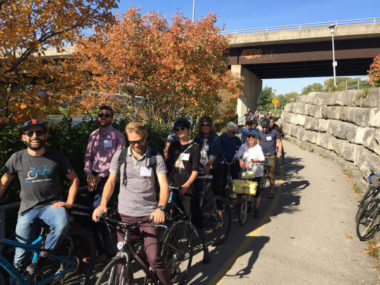 Recap of the Southwest Ontario Bike Summit
